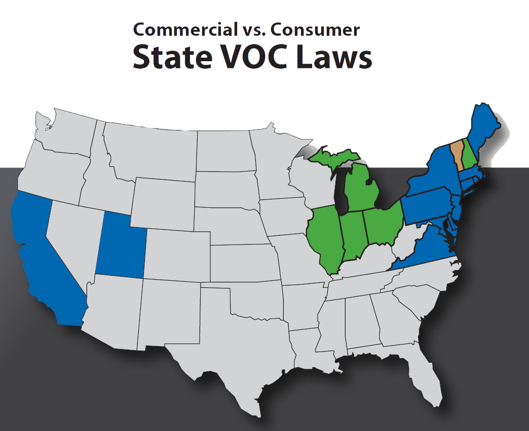 VOC Regulation Laws